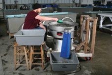 Rutgers Aquaculture Innovation Center Switches to Vibratory Screening of Oysters