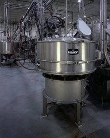 Circular Screener Improves Soy Concentrate Process