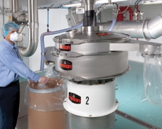 Spray Drying and Screening of Foods, Pharmaceuticals, Nutraceuticals