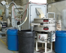 Circular Screeners Take Up 85% Less Floor Space at Compounding Plant