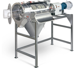 Sanitary Centrifugal Sifter Disassembles Rapidly with No Tools