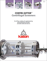 Centrifugal Sifter Brochure